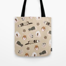 small pets Tote Bag