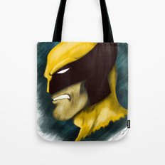 Wolverine Tote Bag