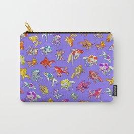 Aquarium Ultraviolet Carry-All Pouch