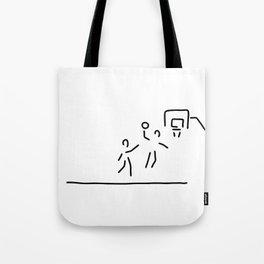 basketball usa basketball player Tote Bag