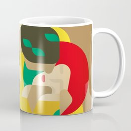 Painted Girls #4 Coffee Mug