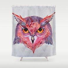 Owla owl Shower Curtain