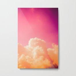 Clouds III Metal Print