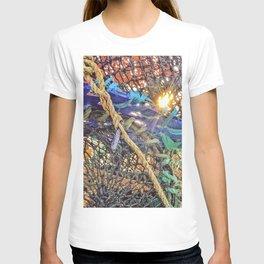 Lobster pots T-shirt