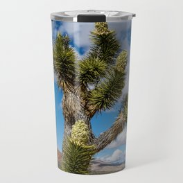 Joshua Spring Blossoms 6611 - Desert Southwest Travel Mug