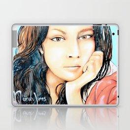 Norah Jones Mural Laptop & iPad Skin