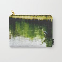Fishing in Paris Carry-All Pouch