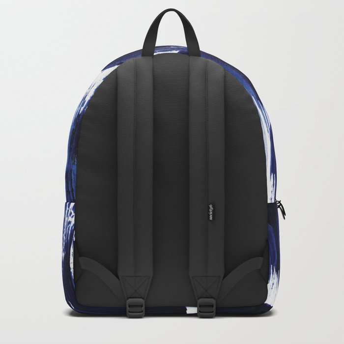 Blue mood Backpack