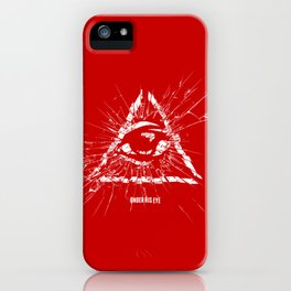 Under His Eye iPhone Case