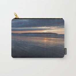 Benone Beach - Sunset Carry-All Pouch