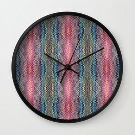 twisted yarn Wall Clock