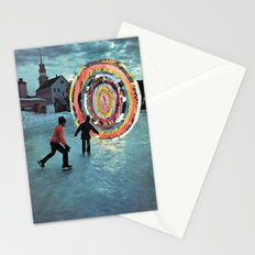 F*cking Portals Stationery Cards