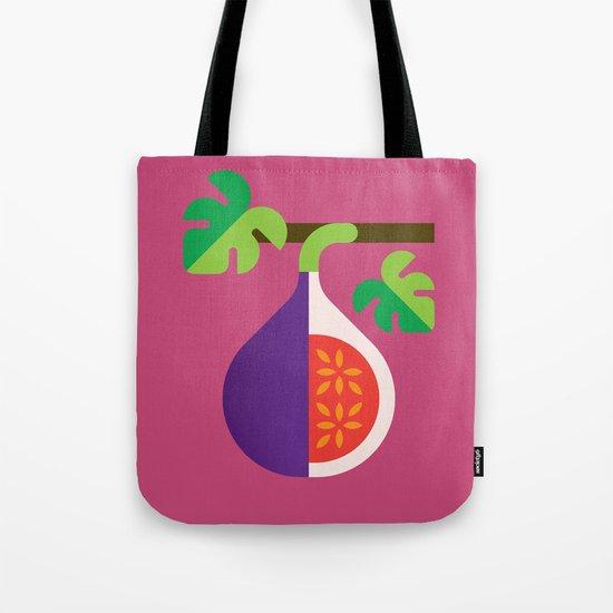 Fruit: Fig Tote Bag