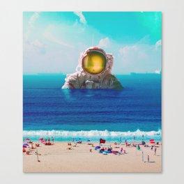 Missing Summer Canvas Print