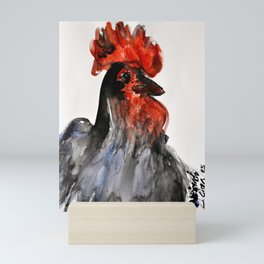 Galo - Rooster Mini Art Print