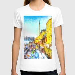 Istanbul Art T-shirt