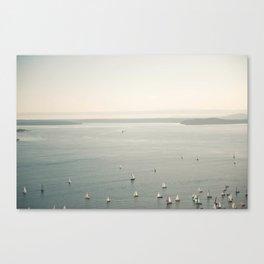 Sail Me Away Canvas Print