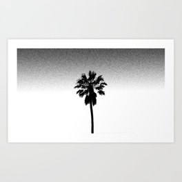 Tropical Darkroom #251 Art Print