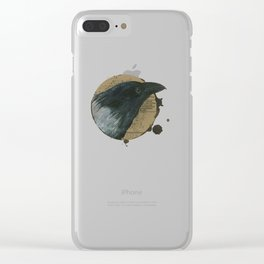 Empty Shell - 3 Clear iPhone Case