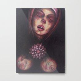 Jaded Art Metal Print