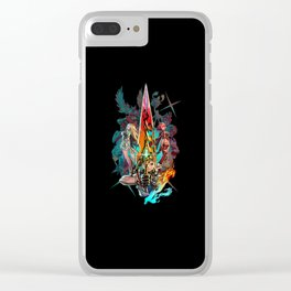 Xeno Clear iPhone Case