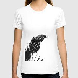 Landscape model sections T-shirt