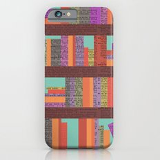 Books II Slim Case iPhone 6s