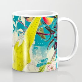Tropical birds in the nature - 010 Coffee Mug