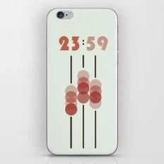 23:59 iPhone & iPod Skin