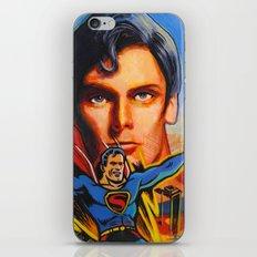 Superman! iPhone & iPod Skin
