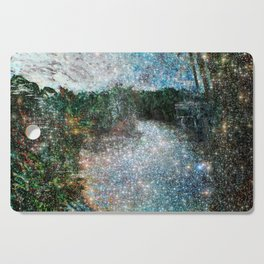Riverwalking Cutting Board