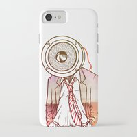 sound iPhone & iPod Cases featuring Sound by Kier-James