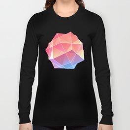 polyhedra Long Sleeve T-shirt