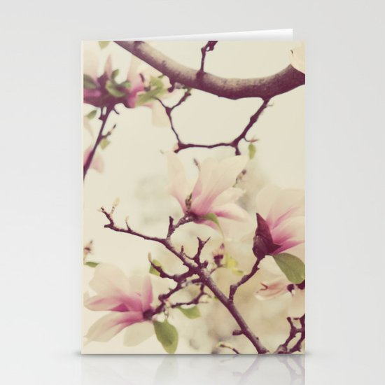 Blossoms and Branches Stationery Cards