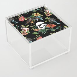 """The Floral Awakens"" by Josh Ln Acrylic Box"