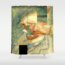 Incompletely Shower Curtain