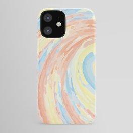 Rainbow twister iPhone Case