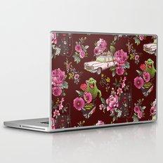 Ecto Floral Laptop & iPad Skin