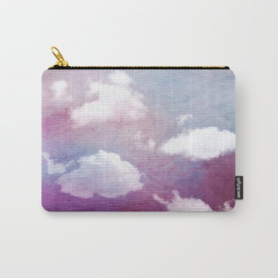 CLOUDY Carry-All Pouch