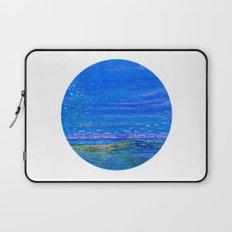 Blue landscape I Laptop Sleeve