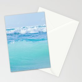 Kapukaulua Pure Blue Surf Stationery Cards
