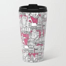 NOTTINGHAM BUBBLEGUM Travel Mug