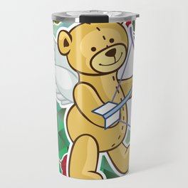 Cupid Bear Travel Mug