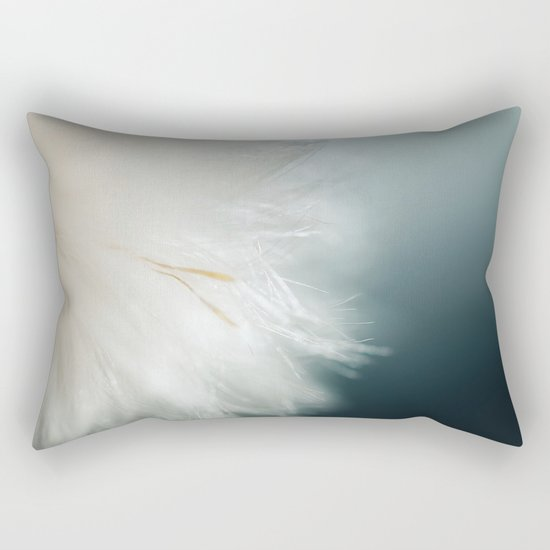 Mountain Dandelion  Rectangular Pillow