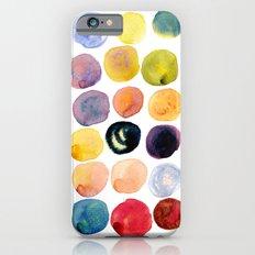 Watercolor Constellation Slim Case iPhone 6s
