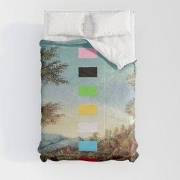 Danube Landscape Comforters