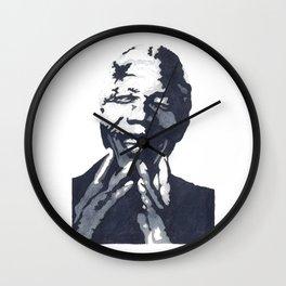 Nelson 'Madiba' Mandela Wall Clock