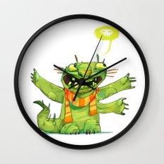 Huggs Wall Clock
