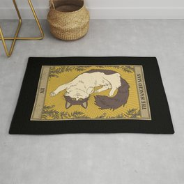The Hanged Man Rug