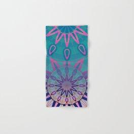 Bohemian Astral Hand & Bath Towel